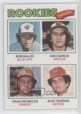 1977 Topps #474 - Kiko Garcia, Craig Reynolds, Alex Taveras