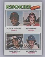 Rookies (Gary Alexander, Rick Cerone, Dale Murphy, Kevin Pasley) [Excellent&#82…