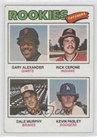 Rookies (Gary Alexander, Rick Cerone, Dale Murphy, Kevin Pasley) [Poorto&…