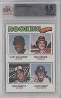 Rookies (Gary Alexander, Rick Cerone, Dale Murphy, Kevin Pasley) [BVG 8.5]