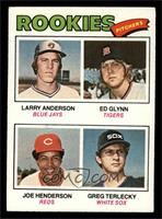 Larry Anderson, Ed Glynn, Joe Henderson, Greg Terlecky [EX]