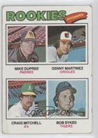 Mike Dupree, Dennis Martinez, Craig Mitchell, Bob Sykes [GoodtoVG&#…