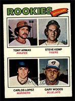 Tony Armas, Steve Kemp, Carlos Lopez, Gary Woods [VGEX]