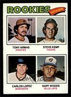Tony Armas, Steve Kemp, Carlos Lopez, Gary Woods [EXMT]