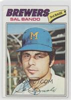 Sal Bando [PoortoFair]