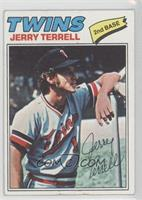 Jerry Terrell [Poor to Fair]