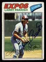 Larry Parrish [Altered]