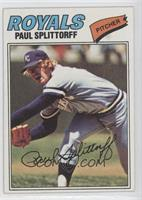 Paul Splittorff