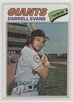 Darrell Evans [Poor]
