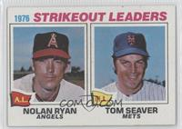 1976 Strikeout Leaders (Nolan Ryan, Tom Seaver)