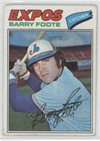 Barry Foote [Poor to Fair]