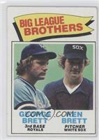 Big League Brothers - George Brett, Ken Brett