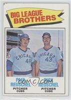 Big League Brothers - Paul Reuschel, Rick Reuschel [GoodtoVG‑…