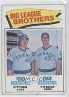 Big League Brothers - Paul Reuschel, Rick Reuschel [PoortoFair]