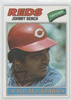 N.L. All-Stars (Johnny Bench)