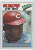 N.L. All-Stars (Johnny Bench) [Good to VG‑EX]