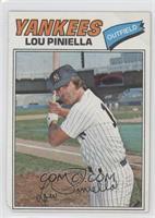 Lou Piniella [Poor]