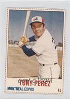 Tony Perez [Authentic]