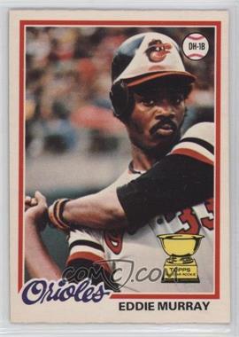 1978 O-Pee-Chee - [Base] #154 - Eddie Murray