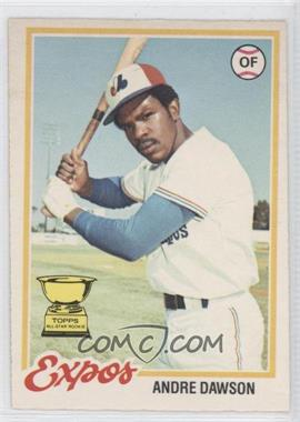 1978 O-Pee-Chee #180 - Andre Dawson