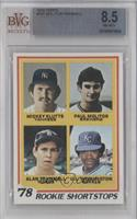 Rookie Shortstops (Paul Molitor, Alan Trammell, Mickey Kluts, U.L. Washington) …