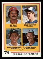 Bo Diaz, Dale Murphy, Lance Parrish, Ernie Whitt [NMMT]