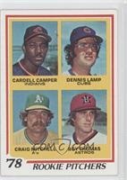 Cardell Camper, Dennis Lamp, Craig Minetto, Roy Thomas, John Henry Johnson