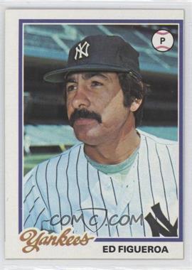 1978 Topps Zest Spanish - Mail-In [Base] #3 - Ed Figueroa