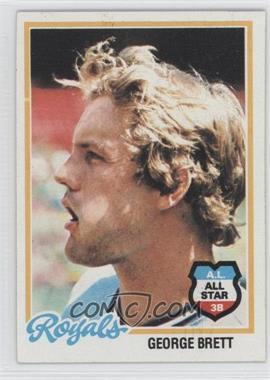 1978 Topps #100 - George Brett