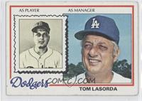Tom Lasorda [Good to VG‑EX]