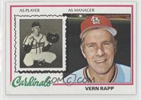 Vern Rapp [Poor to Fair]