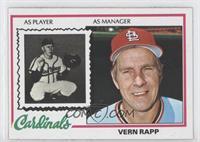 Vern Rapp
