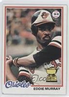 Eddie Murray [Good to VG‑EX]