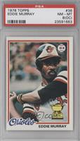 Eddie Murray [PSA 8 (OC)]