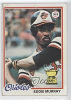 Eddie Murray [Poor to Fair]