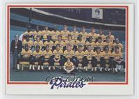 Pittsburg Pirates Team