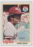 N.L. All Star (Johnny Bench) [Good to VG‑EX]