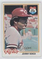 N.L. All Star (Johnny Bench)