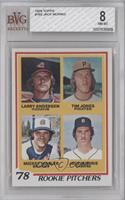 '78 Rookie Pitchers (Larry Andersen, Tim Jones, Mickey Mahler, Jack Morris) [BV…