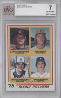 '78 Rookie Pitchers (Larry Andersen, Tim Jones, Mickey Mahler, Jack Morris) [BV…
