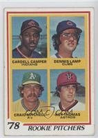 Cardell Camper, Dennis Lamp, Craig Minetto, Roy Thomas [GoodtoVG&#8…