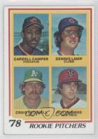 Cardell Camper, Dennis Lamp, Craig Minetto, Roy Thomas