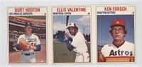 Ellis Valentine, Ken Forsch [Authentic]