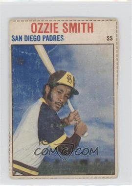 1979 Hostess All-Star Team #102 - Ozzie Smith