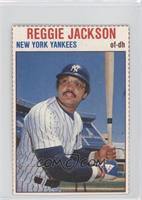 Reggie Jackson [Authentic]