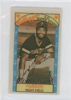 Dave Parker (Corrected: Career AVG .318)