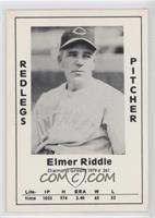 Elmer Riddle