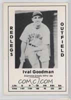Ival Goodman [Good to VG‑EX]