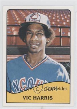 1979 TCMA Minor League #2 - Vic Harris