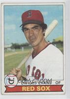 Dwight Evans [Good to VG‑EX]